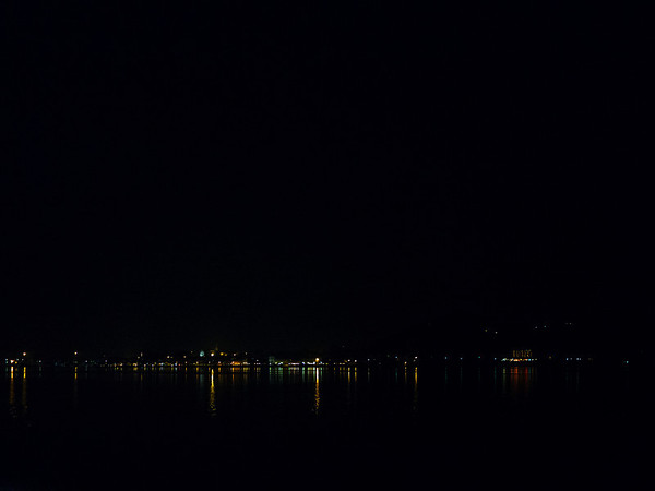 Arona by night